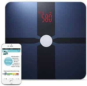 inerteck smart bathroom scale