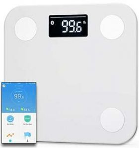 yunmai digital bathroom scale